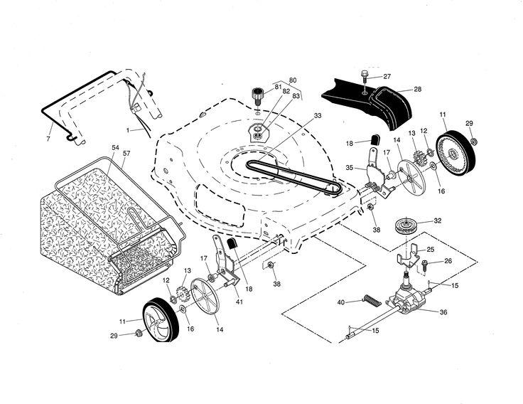 Best 25 Craftsman lawn mower parts ideas on Pinterest | Lawn mower parts, Craftsman riding lawn