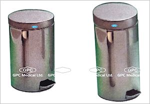 Hospital Waste Bins - Hospital waste management is an essential part of hospital hygiene as it can significantly reduce the amount of waste being sent to landfill which in the long run will reduce disposal costs.