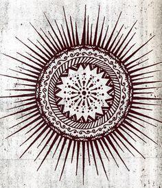 #Sun tattoo