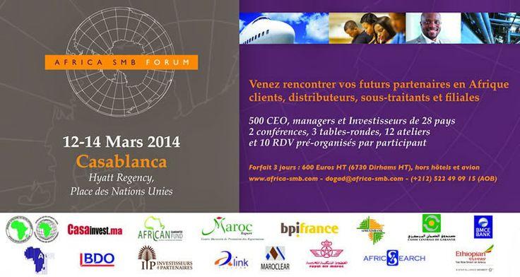 BdS Consulting: Al via il 1° Africa SMB Forum