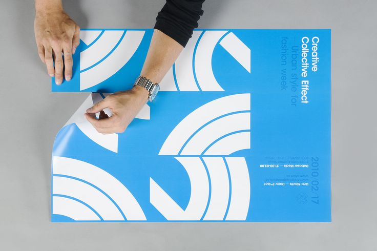 Lundgren+Lindqvist: Creative Collective Effect Poster