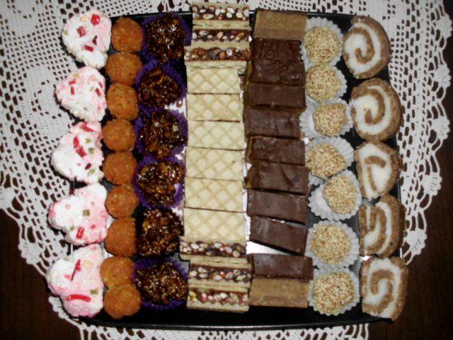 Posni sitni kolači - http://domacica.net/posni-sitni-kolaci/