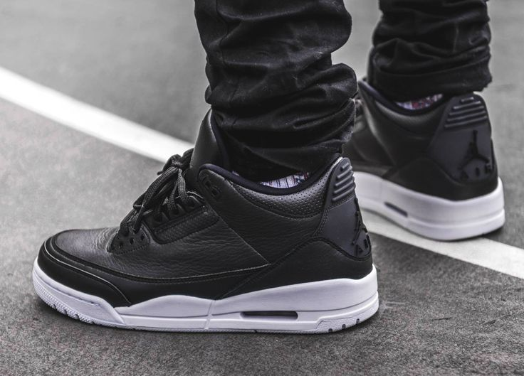 Nike Air Jordan 3 Cyber Monday - 2016 (by Felix Oum) Get it at: Sneakersnstuff / Afew / Overkill / Find more shops