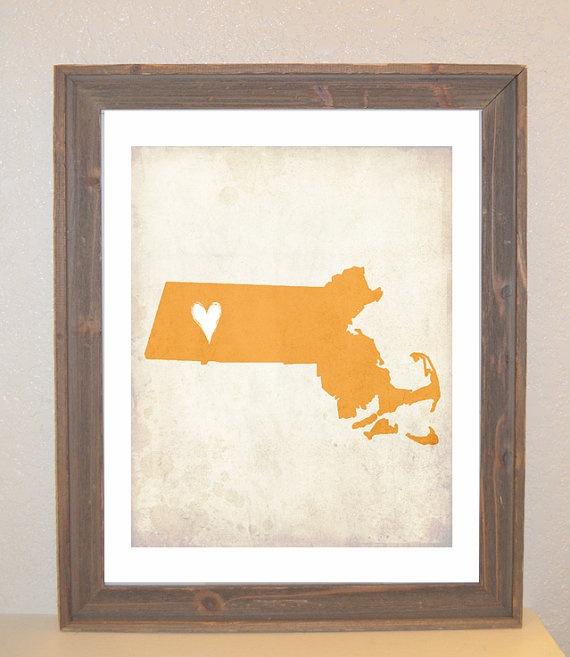 Massachusetts Love Art PrintSweets Home, 1600, Kids Birthday, States Customizable, Customizable Art, Art Prints, Date Ideas, Kid Birthdays, Personalized Special