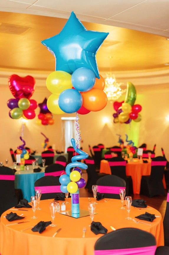 1000 Images About Adult Balloon Decor On Pinterest Bar