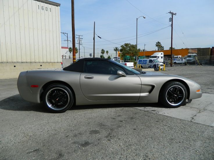 2002 Chevrolet Corvette for sale - Orange, CA | OldCarOnline.com Classifieds