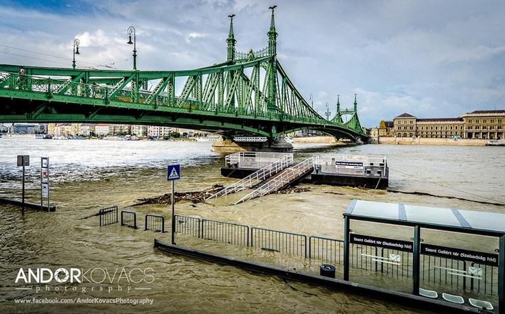 Megint az árvíz BP-en. 2013