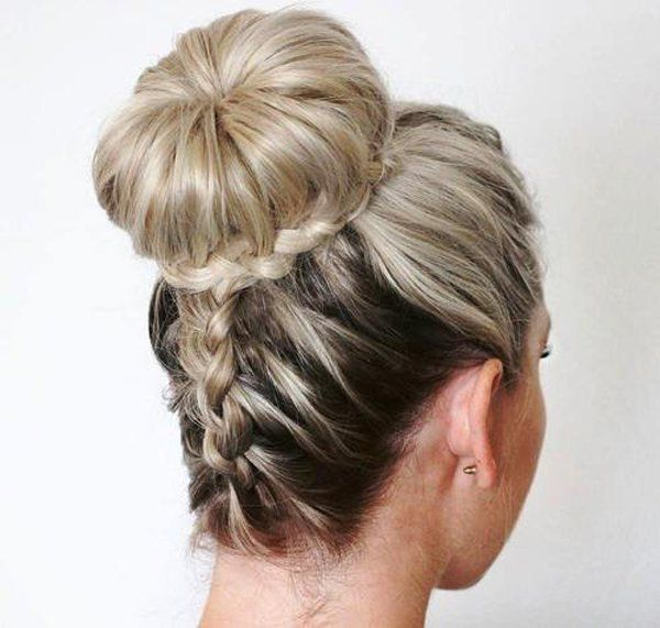 Top 50 Updos For Long Hair Ideas Stylish Hair Long Hair Styles French Braid Hairstyles