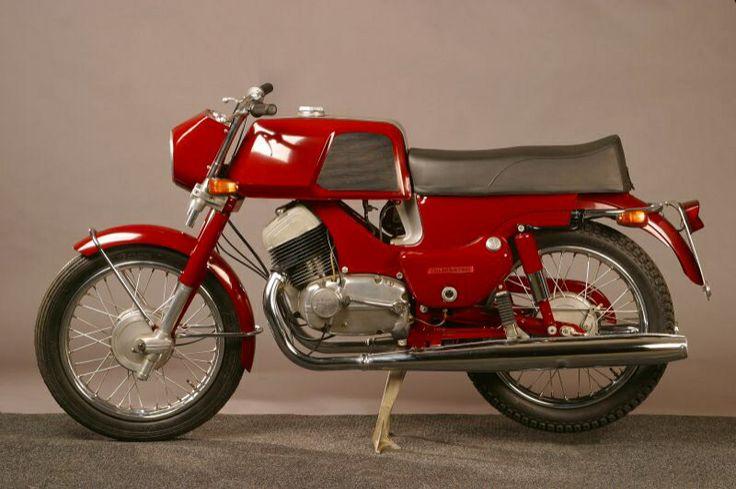 1970 Jawa 350 Bizon