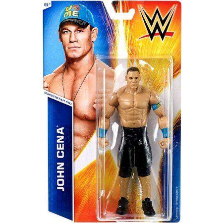 WWE Jonh Cena, Multicolor