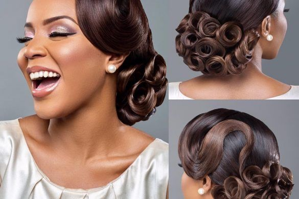 It has been impossible not to notice, and fall in love withthe natural hairstyle revival that has been occurring of late. The perfect alternative to the formal bridal updo is…