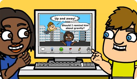 Bitstrips for schools ~ I love using comic strips in my classes they really engage the students. I haven't used this one yet, but plan on trying it out soon! ~ Teach with comics:  * Bitstrips for Schools is an educational tool that engages students using a medium they love - Comics!  * Fun & social comic-making tools * 100% web-based with nothing to install   * Hundreds of curriculum-connected activities