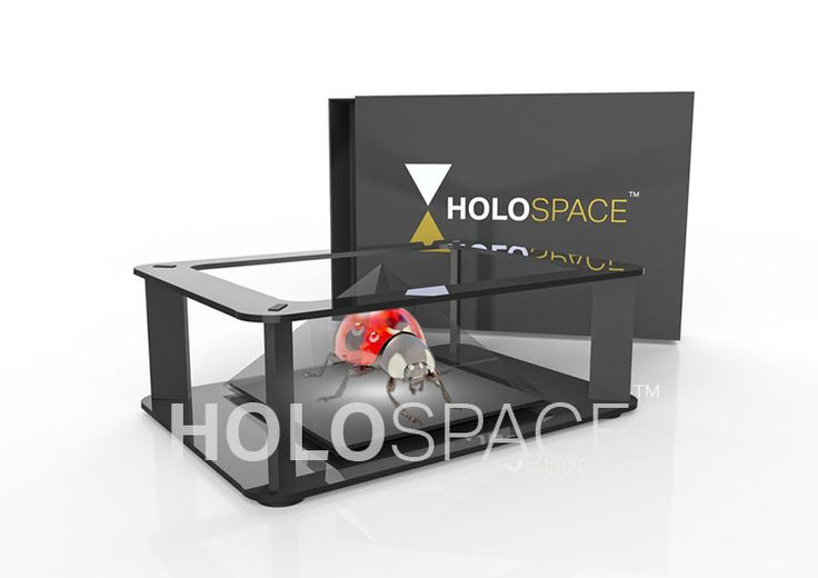 Take a piece of our interactive experiences home with you by turning your own smart device into a miniature holographic display. HoloSpace mobile works with your phone, and allows you to customise your own content.  https://pointzero.nz/