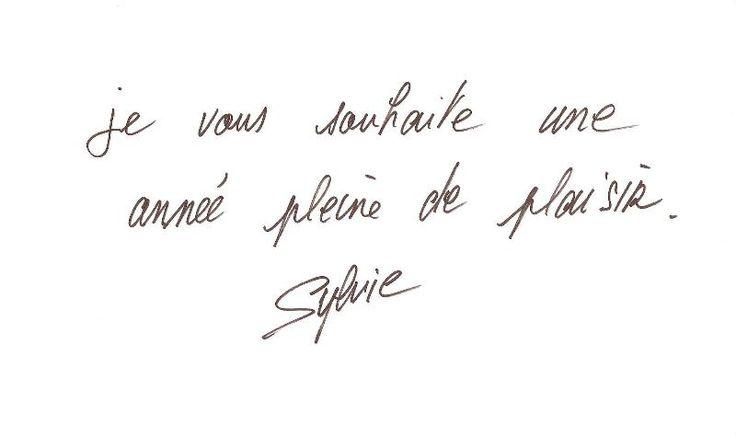 Novoroční přání, tentokrát ve francouzštině