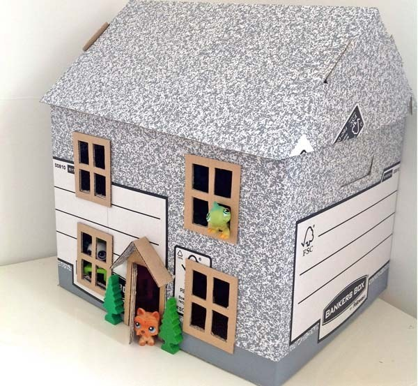 108 Best Make Your Own Doll House Images On Pinterest