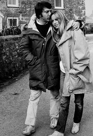 Dustin Hoffman & Susan George in Straw Dogs (Sam Peckinpah, 1971)