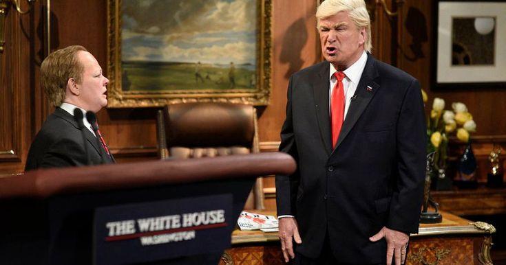 Alec Baldwin isn't done roasting Donald Trump on 'SNL' quite yet