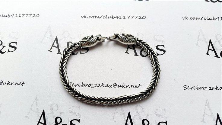 """Серебряные цепочки и браслеты на заказ """"A&S"""""""