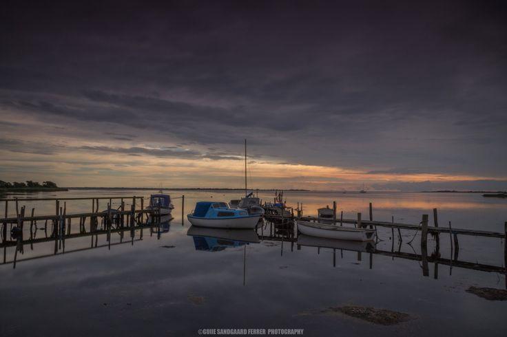 The Cove: Tåsinge, Denmark Little fishing cove in Sydfyn.