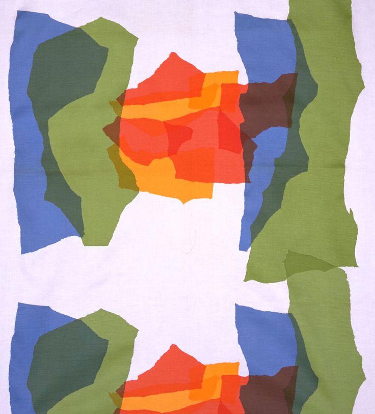 Shirley Craven Pascoe fabric 1960s