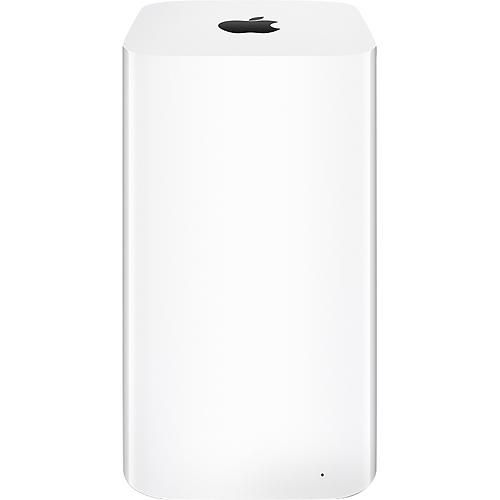 Apple® - AirPort® Time Capsule® 2TB Wireless Hard Drive & 802.11ac Wi-Fi Base Station - Larger Front