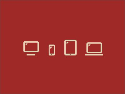 Mobilising Icons by  Alen Type08 Pavlovic at Dribble