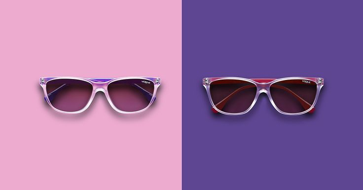 The colors and the shape we love | #CrystalColors Featuring VO2795S