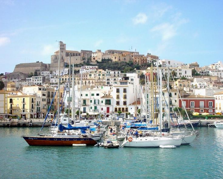 Ibiza Island, Spain: Places To Visit, Favorite Places, Beautiful Places, Old Town, Places I D, Buckets Lists Travel, Balear Islands, Ibiza Spain, Ibiza Parties