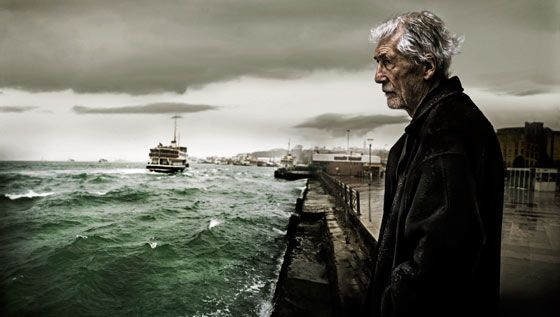 Nuri Bilge Ceylan / For my father / Rough Sea, 2007