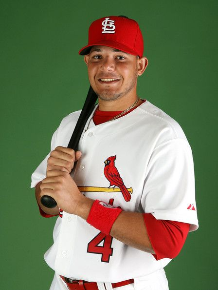Yadier Molina why are you so attractive???