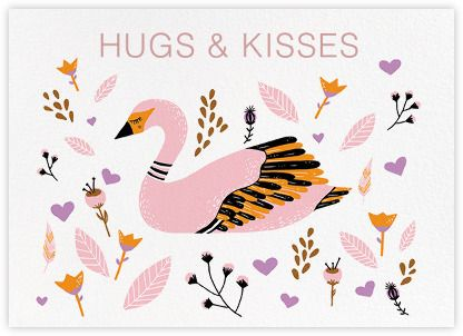 Hugs and Kisses (Carrie Gifford) - Paperless Post