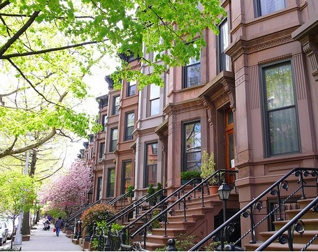 280 best chicago my home town images on pinterest for New york city brownstone for sale