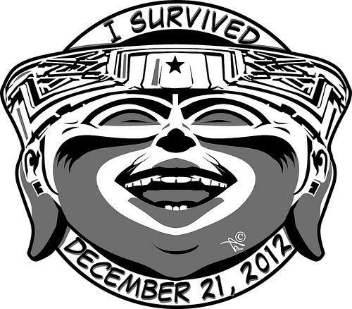 Dec 21st 2012 Survivor by Tai's Tees
