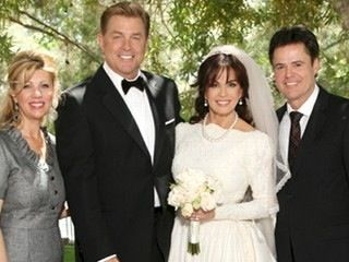 Best 17 Marie Osmond Wedding And Family Images On