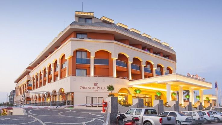 Hotel Orange Palace Side, Side, Antalya, Turcia