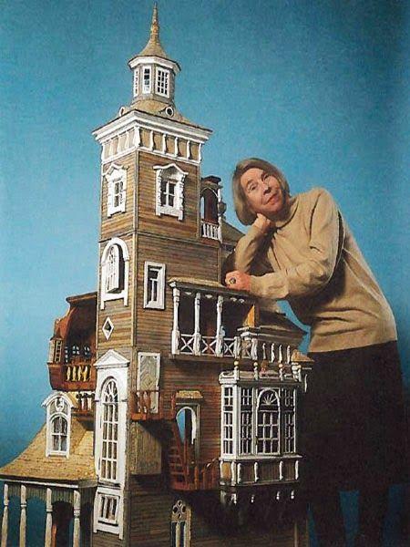 Huge little house - Дом муми-троллей