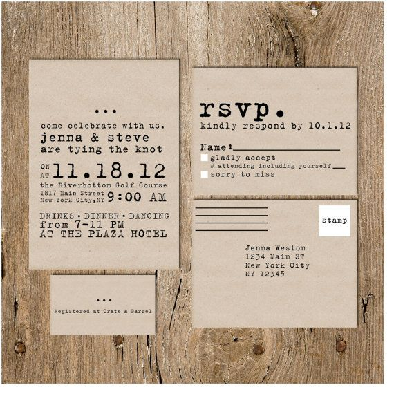 d5882477e16aec48d40eaebefb777802 wedding invitation packages wedding invitations online best 25 wedding invitation packages ideas on pinterest,Modern Vintage Invitations