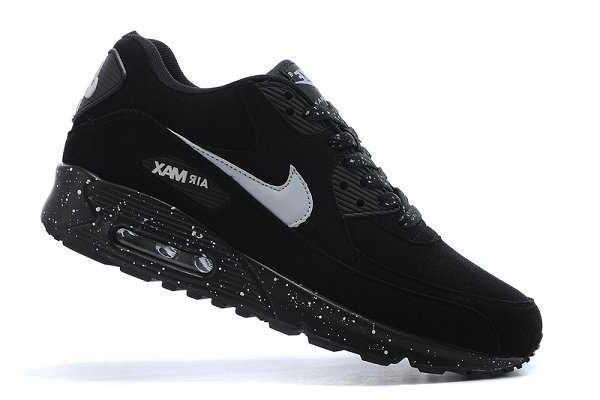 Nike Air Max 90 Womens Black White
