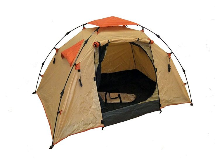 Genji Sports Instant Camping Tent * More info could be found at the image url.