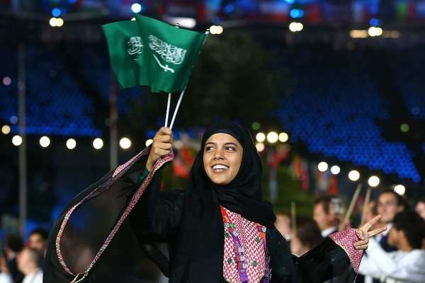Saudi Arabia, Brunei and Qatar have sent women athletes to the London 2012 Olympics for the first time. Many hope that the inclusion of Muslim female athletes in the Games will be a catalyst for women's progress in Middle Eastern nations. Read this Los Angeles Times article about these trailblazing athletes, and how they are serving as an example of strength and perseverance for women in their countries and across the world