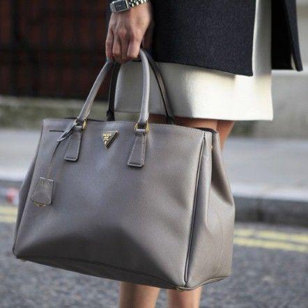 Thousands of ideas about Investment handbags - Prada Gardener\u0026#39;s ...