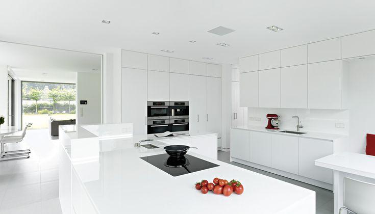 Rodinný dom Dusseldorf | realizácie kuchyne Eggersmann