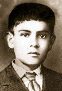 14 year old martyr, Blessed José Sánchez del Rio, depicted in movie For Greater Glory
