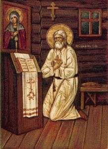 On the Righteous Repose of St. Seraphim of Sarov — Classical Christianity