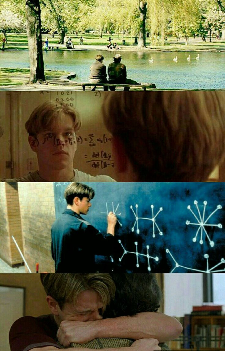 Good Will Hunting (1997) Director: Gus Van Sant. Photography: Jean-Yves Escoffier.
