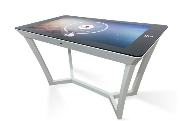 Nos Tables Tactiles Hautes Dymension Table Tactile Technologie Table Interactive