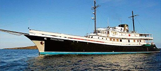 Cruise the Galapagos Islands