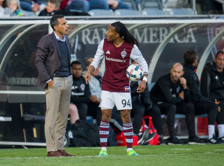 Lunch Special: Colorado Rapids chat with John Meyer