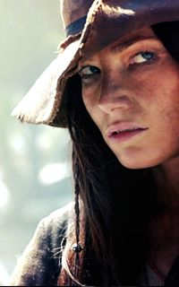 Clara Paget as Anne Bonny                                                                                                                                                                                 More