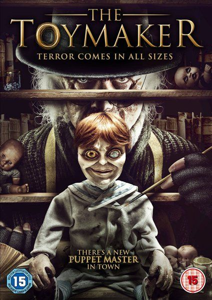 'Terror comes in all sizes' The Toymaker aka Robert and the Toymaker is a 2017 British horror film written and directed by Andrew Jones (Werewolves of the Third Reich; The Last House on…